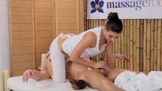 Massage rooms big natural boobs
