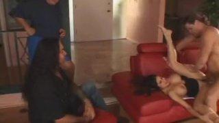 Italian housewife screws a stranger