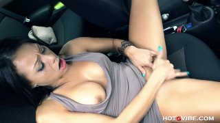 Driving Miss Squirtsy