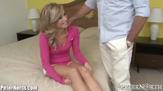 Young-And-Old Fucking for Shaved Teen