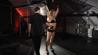 Young teen slut harsh introduced into bdsm