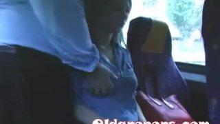 bus groping