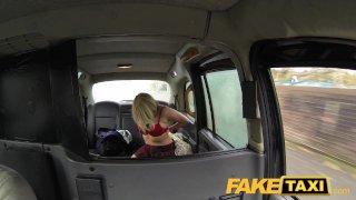 FakeTaxi Local dancer does anal 4 extra cash