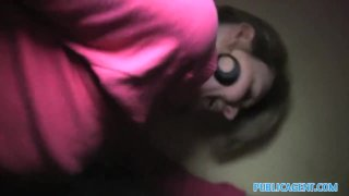 PublicAgent Sex young babe fucked outside