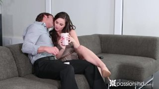 HD - Passion-HD Lily Carter ass fucked hard