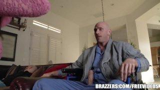 Daisy Haze needs big cock - Brazzers