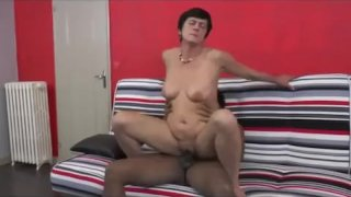 Mature fucked by a big dick
