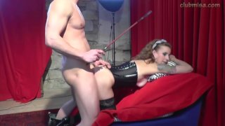 Czech MILF gets rough fucked in cowgirl style