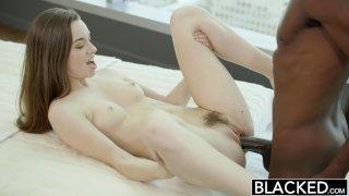 BLACKED Tali Dova Trys Big Black Cock