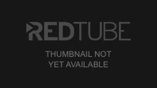 Redhead lingerie homemade dildo HD