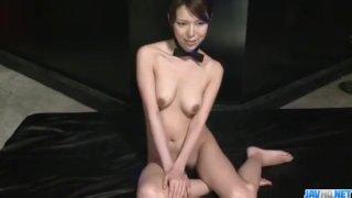 Rino Asuka loves having hands all over her pu