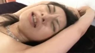 Kyoka Ishiguro gets dongs in mouth and