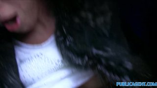 PublicAgent Perfect body double gets spunked