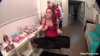Behind the scenes with Alison Tyler and Jayden Cole