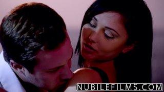 NubileFilms - Ariana Marie Milks Cum From Hard Cock
