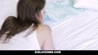 SisLovesMe - Little Step-SIs Loves To Tease