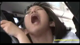 Jav Student Ambushed On A Bus Fucked Hard