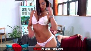 Pegas Productions - Anal Ass to Mouth Shana Lane Takes Big Cock