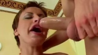 She Blows The Cock Very Hard And Deep