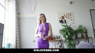 SisLovesMe - Kinky Step-Sis Wants To Try Bondage
