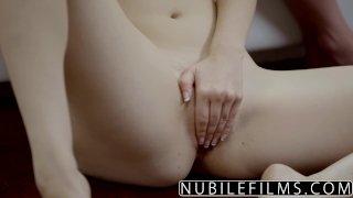 NubileFilms - Lesbian Elle Alexandra Fucks Brothers Girlfriend