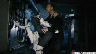 Digital Playground- Ass Effect: A XXX Parody Trailer