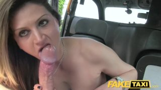 Fake Taxi Anal date night for British cabbie