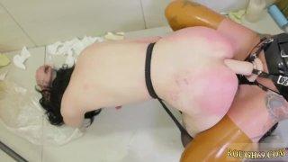 Secretary punished xxx dirty feet tickle