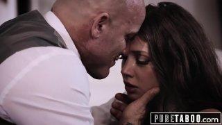 PURE TABOO Elena Koshka's Sugar Daddy Cums Deep Inside Her