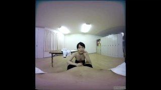 ZENRA JAV VR Ai Mukai office lady interview