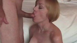 Grandma Loves To Suck Cock