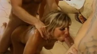 Mrs Riley Becomes A Swinger For Hubby