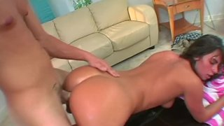 BANGBROS - Throwback Thursday: Best White Girl Ass Ever Belongs To Naomi!