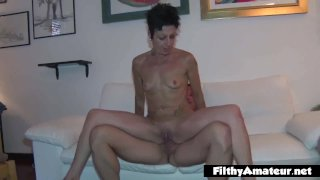 Anal and Squirting for the Two Nymphomaniacs