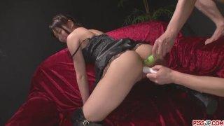 Horny Megumi Shino Teen Holes Fucked With Sex Toys - More at Pissjp com