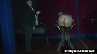 Sister Fuck! BDSM and anal for the nun!