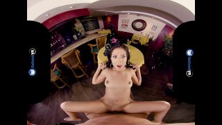 BaDoinkVRcom Your Cock On Special Menu For Latina Babe Jynx Maze