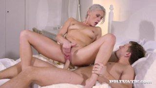 Privatecom MILF takes anal therapy