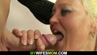 Wife finds nasty her mom and husband photos