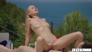 VIXEN Perfect Euro Beauty Has Passionate Sex With Billionaire