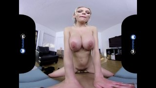 BaDoinkVRcom Busty MILF Kenzie Taylor Wants Her Favorite Dick