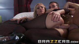Brazzers - Alanah Rae & Keiran Lee - Put it in my Bum, Chum
