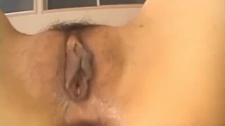 Rio Sakaki delights with two dicks in her tin - More at hotajp com