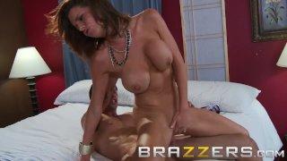 BRAZZERS - Hot milf Veronica Avluv loves anal fucking