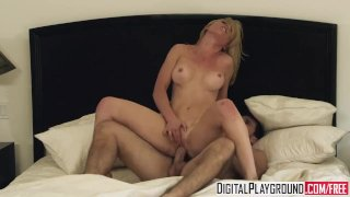 Digital Playground - Hot blonde con artist Kayden Kross can work anyone