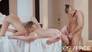 Bride to be Daisy Stone and her stepmom, Brett Rossi - BABES