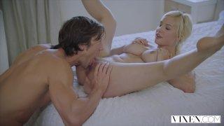 VIXEN Naughty Blonde Fucks her Sisters Man