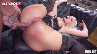 LETSDOEIT - Busty Hottie Blanche Bradburry Gets Hardcore Ass Fucked