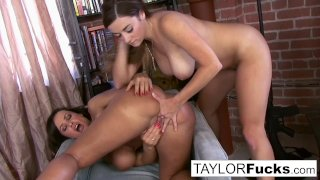 Taylor Vixen's first time with Lisa Ann