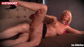 LETSDOEIT - French MILF Slut Abused And Ass Fucked In Hotel Room